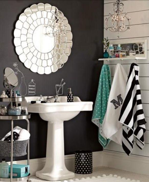 Girly Bathroom Decor: 25 Best Images About Girly Bathroom Ideas On Pinterest