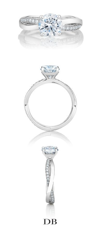 De Beers Infinity Engagement Ring in Platinum anillos de compromiso | alianzas de boda | anillos de compromiso baratos  amzn.to/297uk4t