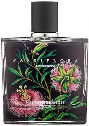 Passiflora Nest for women - Top note is green notes; middle note is passion flower; base notes are hyacinth and lily-of-the-valley.