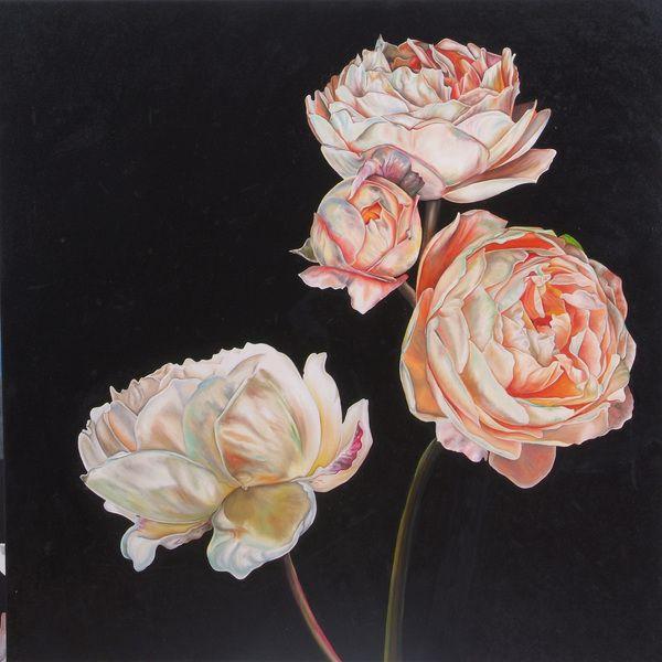 three Old Roses. www.natalietoplass.com