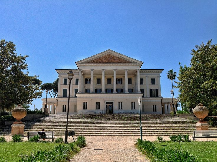 VILLA TORLONIA, A ROME'S JEWEL