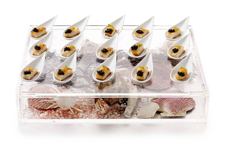 Admirable Crichton - Canape receptions, Wedding canapes, Reception canapes, Luxury canapes