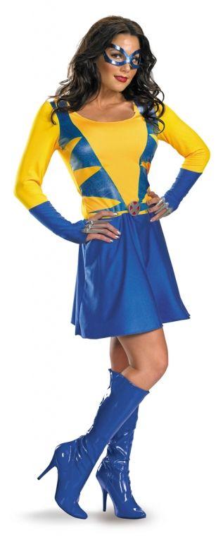 Women's Wolverine Costume