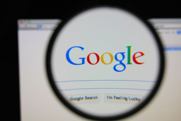 """Google Image Search Now Allows People to """"Save"""" Images to Desktop—Google is expanding on a mobile search feature rolled out in late 2015, whereby searchers could star images they find in image search directly to their mob; Details>"""