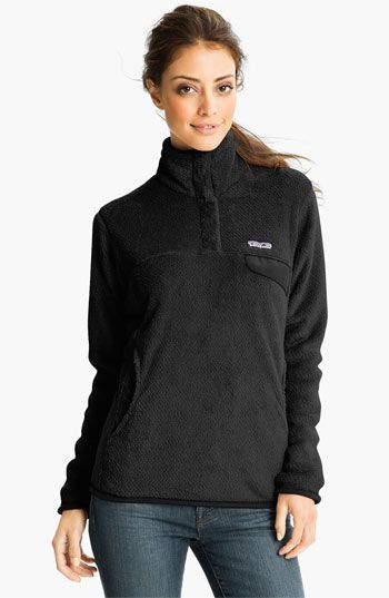 Patagonia 'Re-Tool Snap-T' Fleece Top | Nordstrom