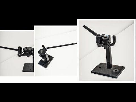 Alat Roll Bending Pipa Manual - YouTube