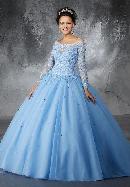 cba35481b Mori Lee 60052 Dress - MadameBridal.com Trajes De Quinceañeras