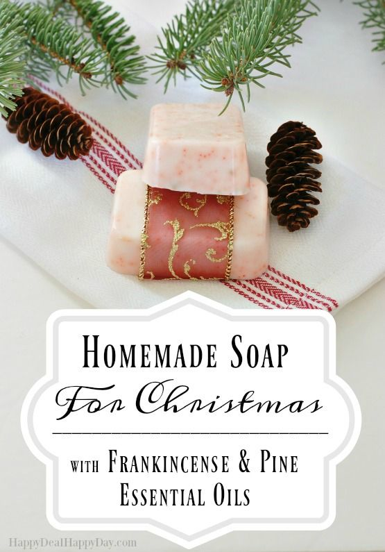 how to make homemade liquid soap with essential oils