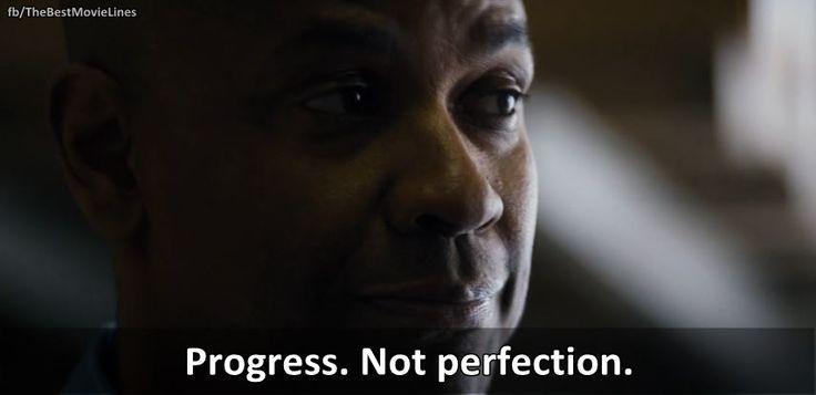 - Denzel Washington in The Equalizer (2014).