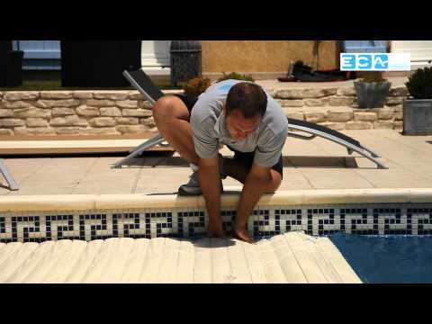 Montage Video ECA Rollladenabdeckung Carlit von AstralPool - YouTube