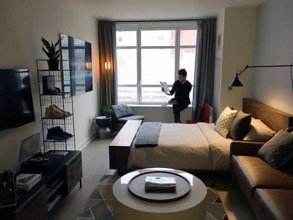 Top 60 Best Studio Apartment Ideas Small Space Designs Small