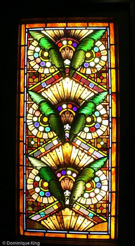 Smith Museum of Stained Glass Windows, Navy Pier, Chicago