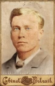 Almanzo Wilder, husband of Laura Ingalls Wilder