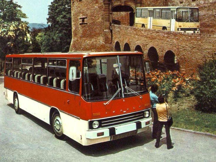 Ikarus » 255 1972