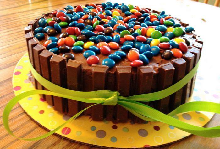Kitkat Taart