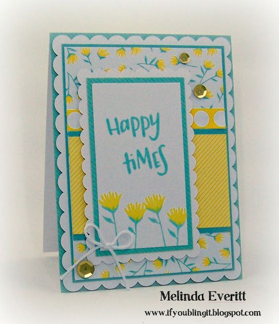 If You Bling It: Close to My Heart National Scrapbooking Month Blog Hop