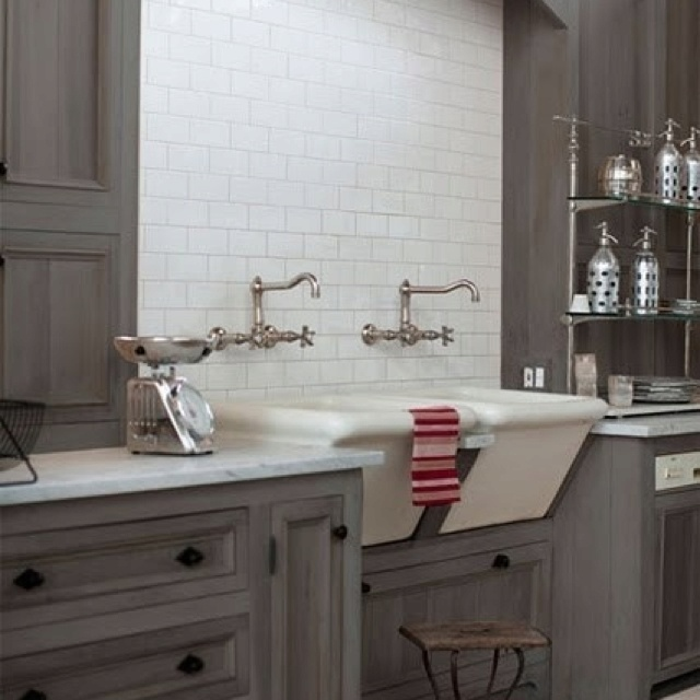 Gray Stained Kitchen Cabinets Kitchen Grey Distressed: 101 Best Images About Gray Kitchen