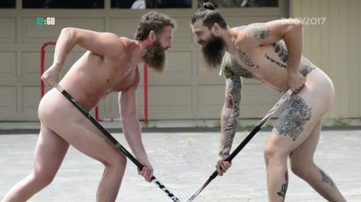 Burns, Thornton to appear in ESPN Body Issue - Fear The Finclockmenumore-arrow : Jumbo and Burnzie strip down to the beards.