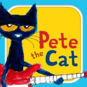 Image result for pete the cat clipart