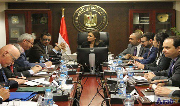 Nasr chairs workshop on agricultural development