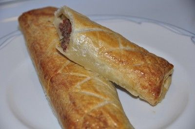 sausage rolls via   circle of moms