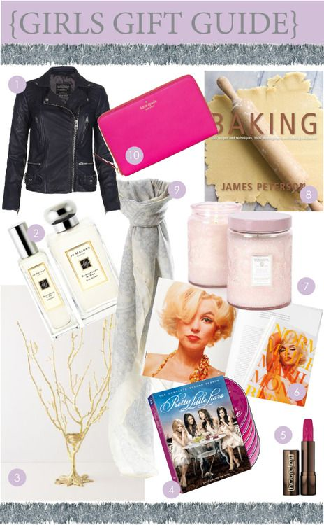 Shay Mitchell Blog: Gift Guide for Her!