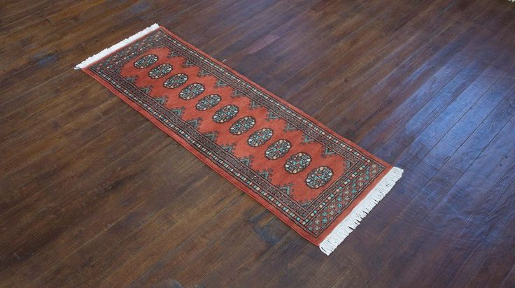 Hand Knotted Bokhara Runner from Pakistan. Length: 153.0cm by Width: 52.0cm. Only £159 at https://www.olneyrugs.co.uk/shop/runners-for-sale/pakistan-bokhara-19979.html    Feast your eyes on our amazing catalogue of Persian rugs, kilim ottomans and Kilim cushion covers at www.olneyrugs.co.uk