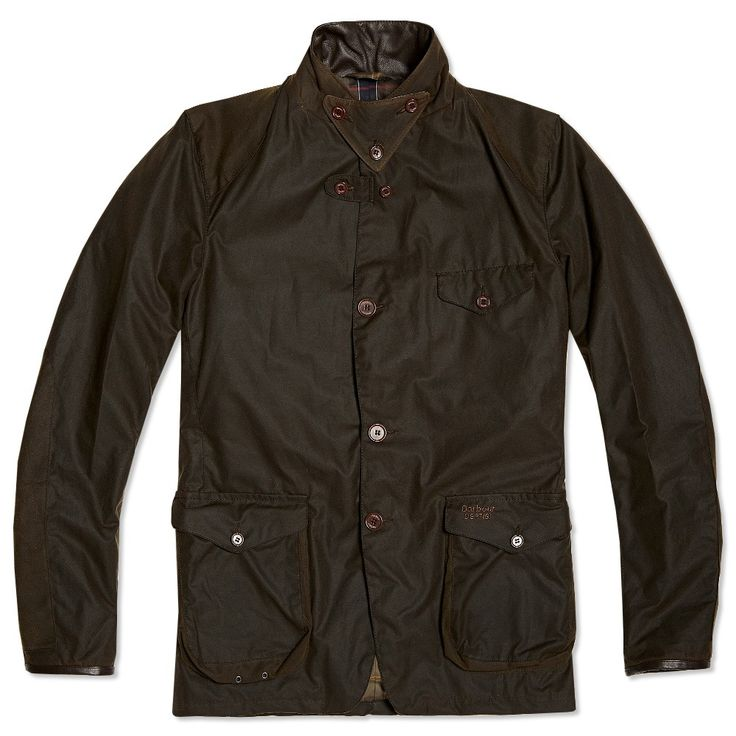 Socially Conveyed via WeLikedThis.co.uk - The UK's Finest Products -   Barbour Dept. (B) Commander Jacket http://welikedthis.co.uk/?p=1672