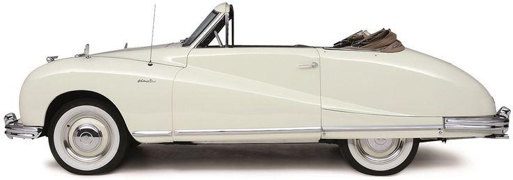 1949 Austin A90 Atlantic  Convertible