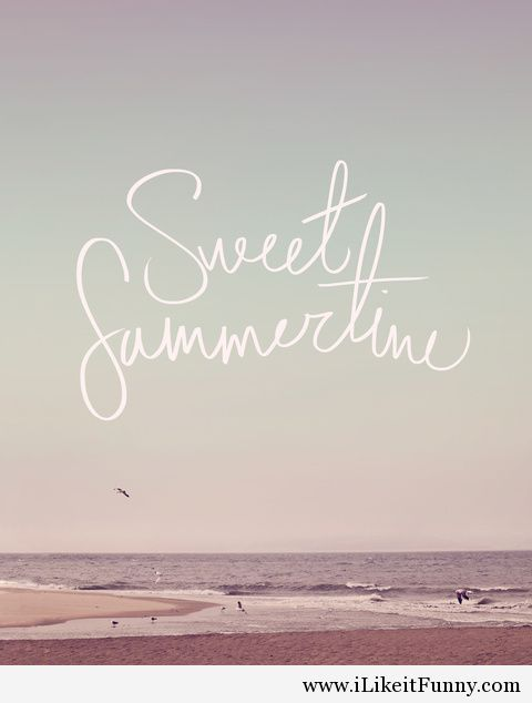 Captivating Have A Sweet Summertime Sayings Images With Sea And Beach
