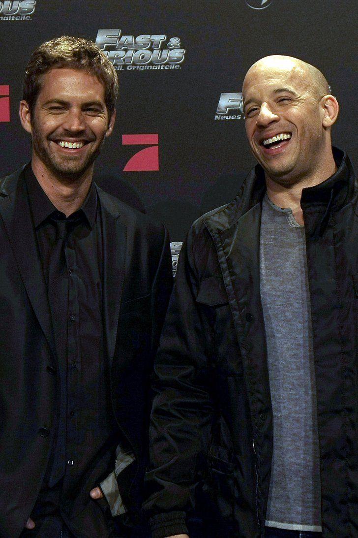 29 Photos of Paul Walker and Vin Diesel That Will Break Your Heart in 2