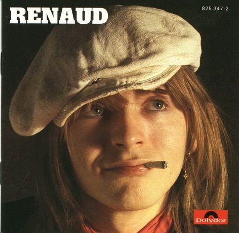 Premier album de Renaud et coup de coeur depuis toujours aussi fan de lui