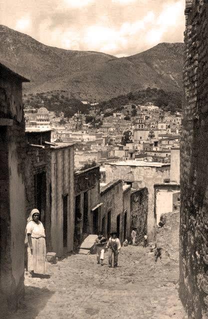 Guanajuato, el pueblo de mi abuela