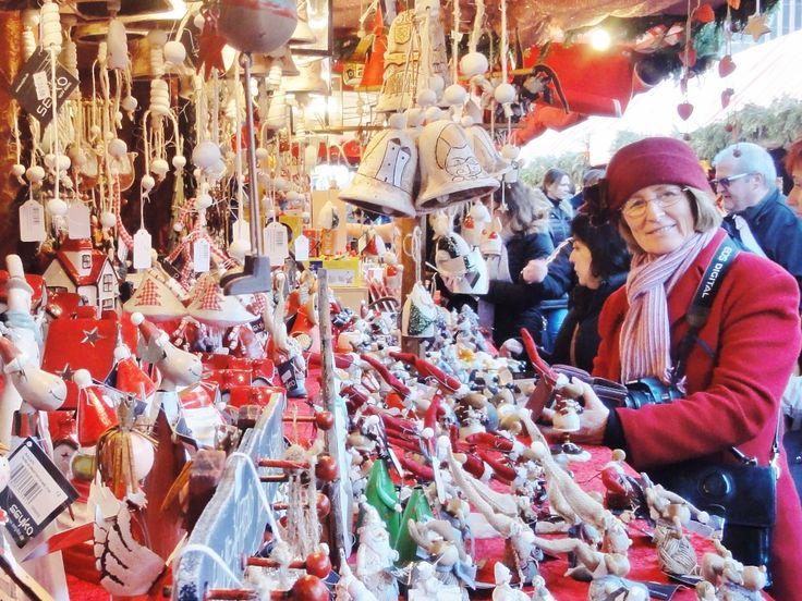 Christmas decorations, Nuremberg Christmas Market