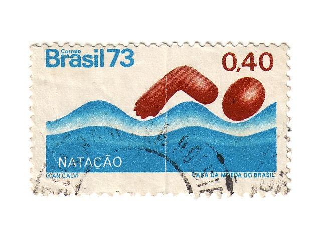 Brasil - Postage Stamp