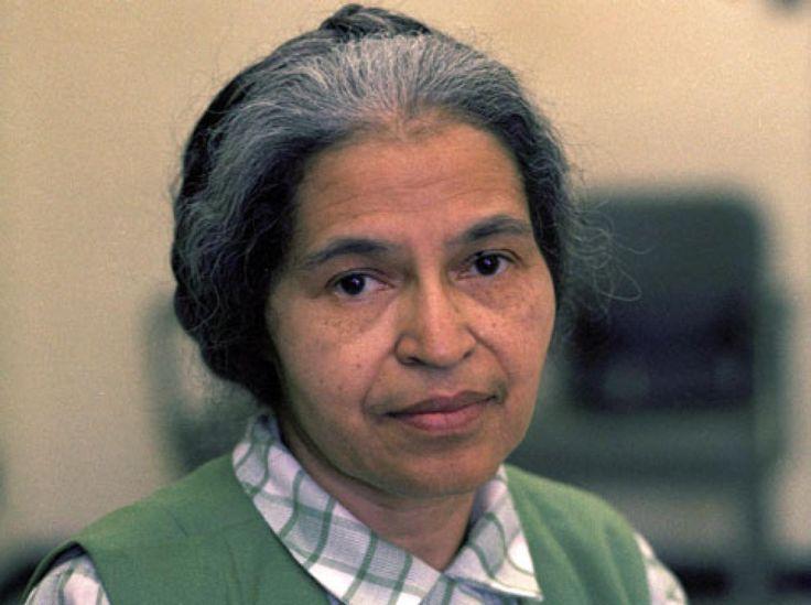 Rosa Parks Death   Rosa Parks, civil rights heroine's essay reveals rape attempt by white ...