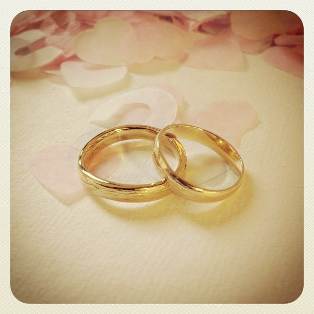 Brand NEW and currently only available in our London Boutique.  New chunky heritage wedding bands for him & her