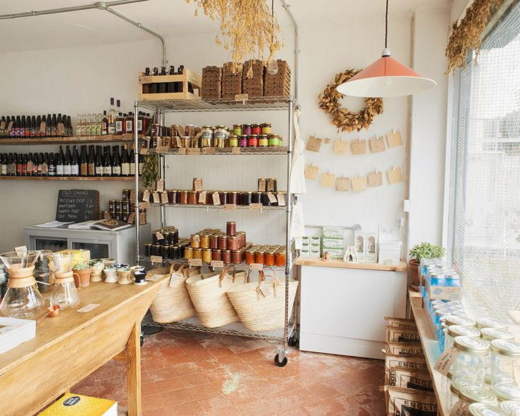 """""""Ex-pastry chef Lillie O'Brien swaps the restaurant kitchen for her own artisanal preserve shop... """""""