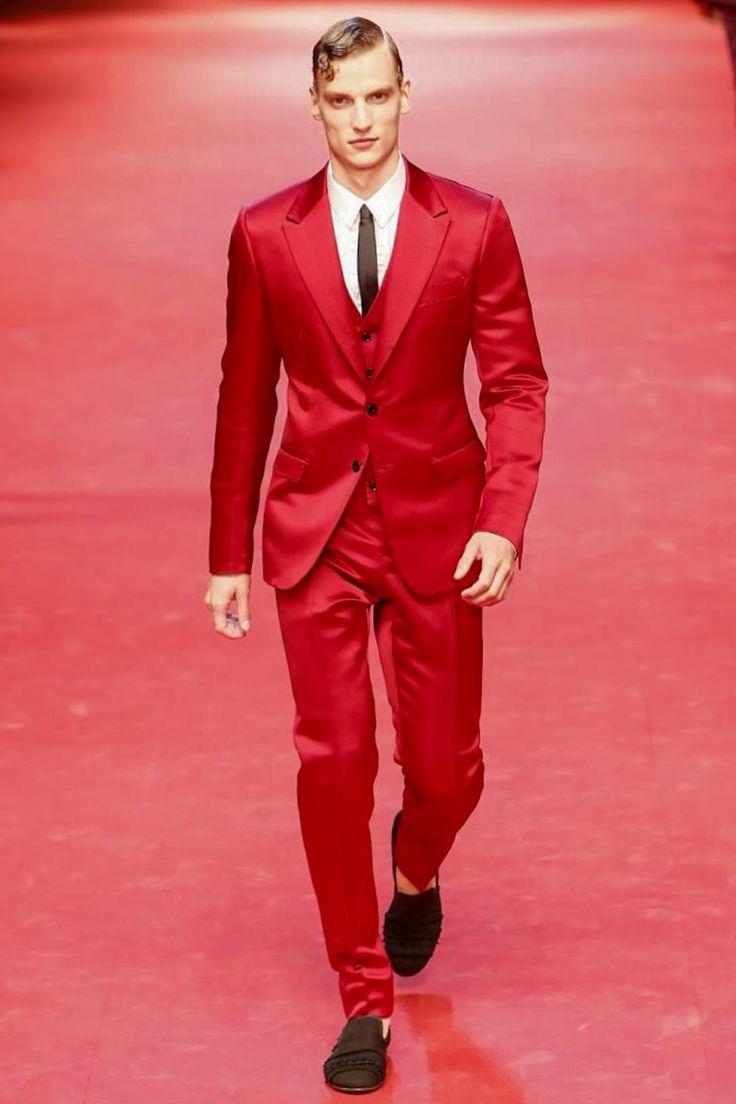 Dolce and Gabbana Menswear Spring Summer 2015 Milan - NOWFASHION
