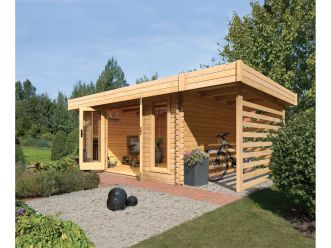 gartenhaus activa 28 mit schleppdach my blog. Black Bedroom Furniture Sets. Home Design Ideas