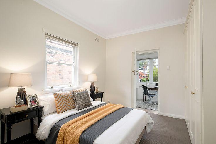 Spacious light-filled bedrooms - 2/31 Bartlett Street Summer Hill at Pilcher Residential