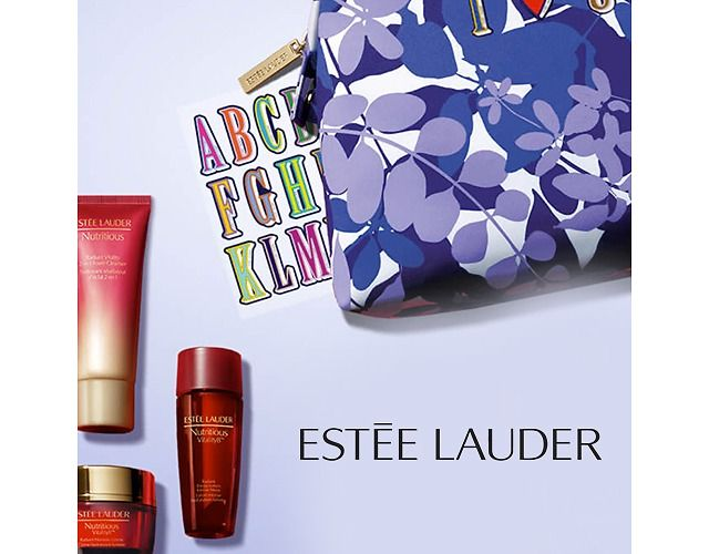 Free 7 Deluxe Gift Set with $45 Purchase  15% Off | Estee Lauder Free W/P (esteelauder.com)
