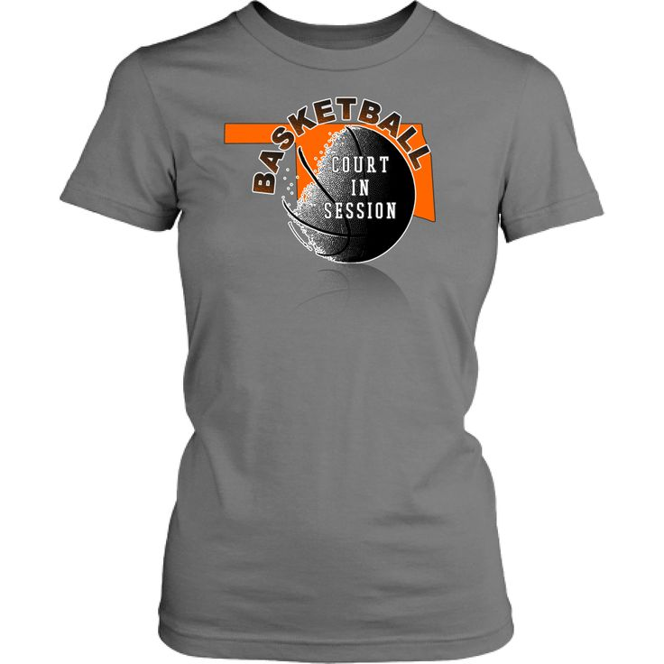 OSU Basketball Court In Session Junior T-shirt