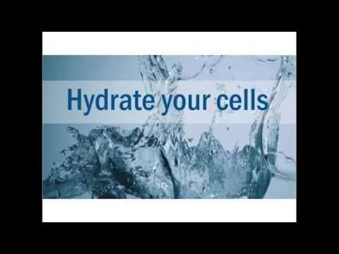 Learn a simple technique to improve the hydration of your body
