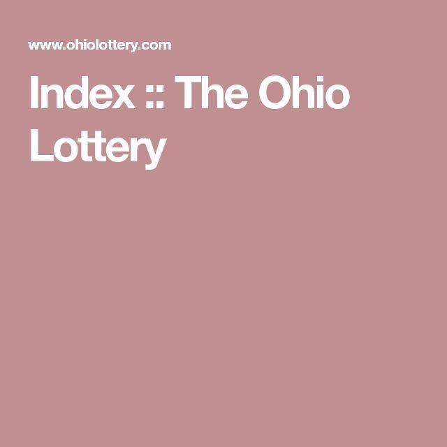Index :: The Ohio Lottery