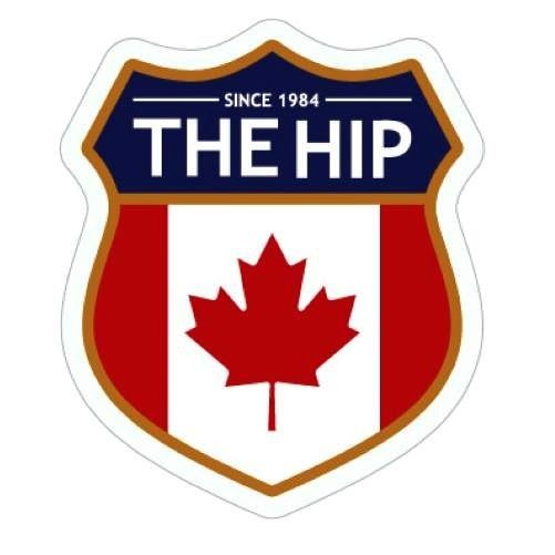 The Tragically Hip...