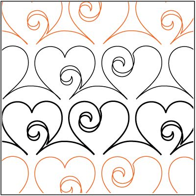 1801 best long arm quilt patterns images on pinterest filing click on the link below of the version you would like to downloadpantograph quilting stencilsquilting templateslongarm pronofoot35fo Images