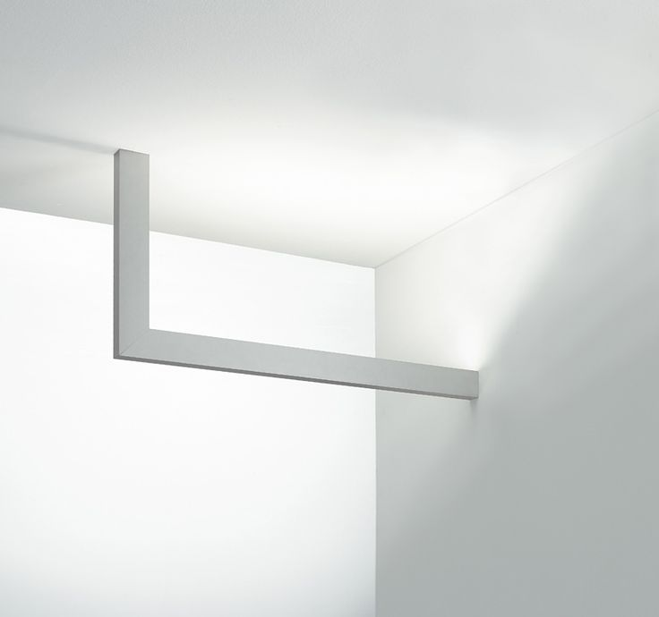 L C/W by B.Lux, wall or ceiling lamp for indirect lighting _