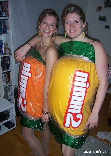 Kostüm Nimm2 für Schwangere?