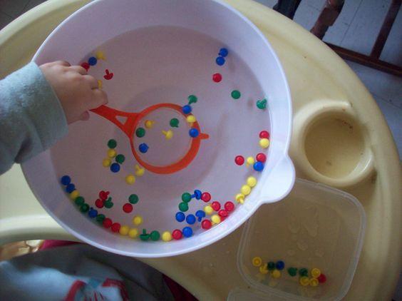 juegos con agua